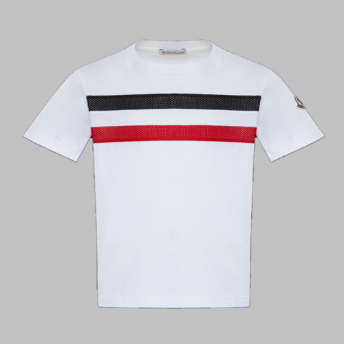 Moncler T-shirt in weiß